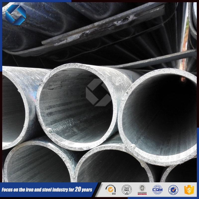(API 5L X60) China low price New product zinc coating welded erw galvanising galvanized round steel tube