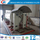 Factory selling customized 5m3 skid lpg station, skid type lpg cylinder filling plant