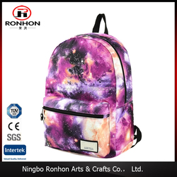 HotStyle Fashion Printed TrendyMax Galaxy Pattern School Backpack Cute for Girls