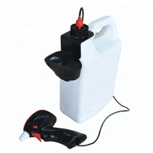garden and agricultural battery powered bottle separated diaphragm pump herbicide sprayer