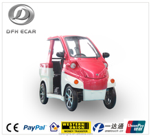cheap electric car with EEC SASO certificate