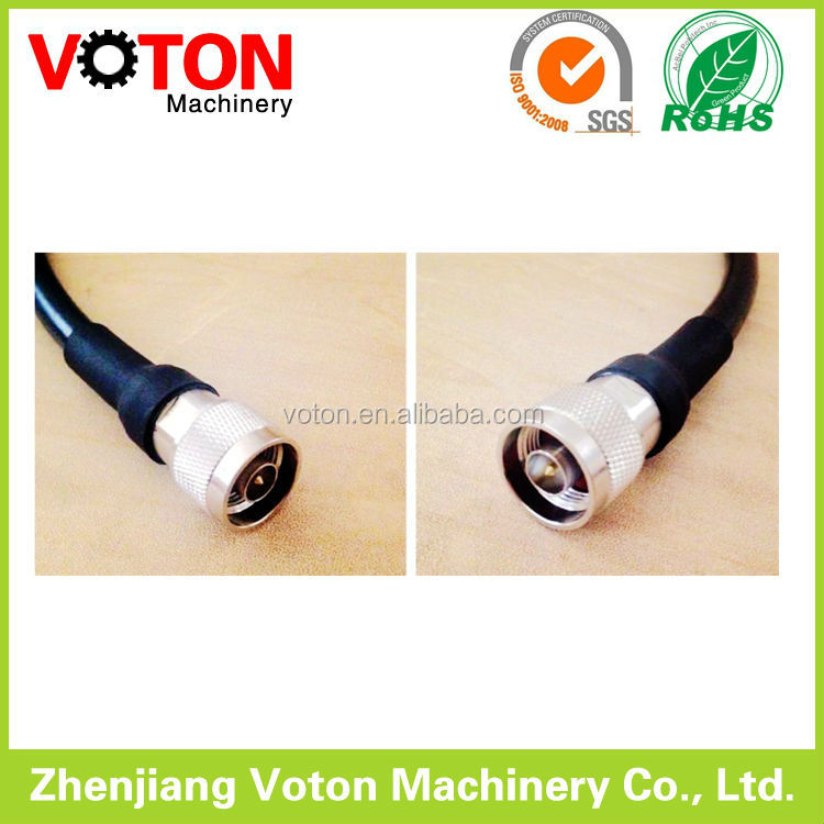 1 meter N Male straight to N Male straight with LMR400 cable assembly