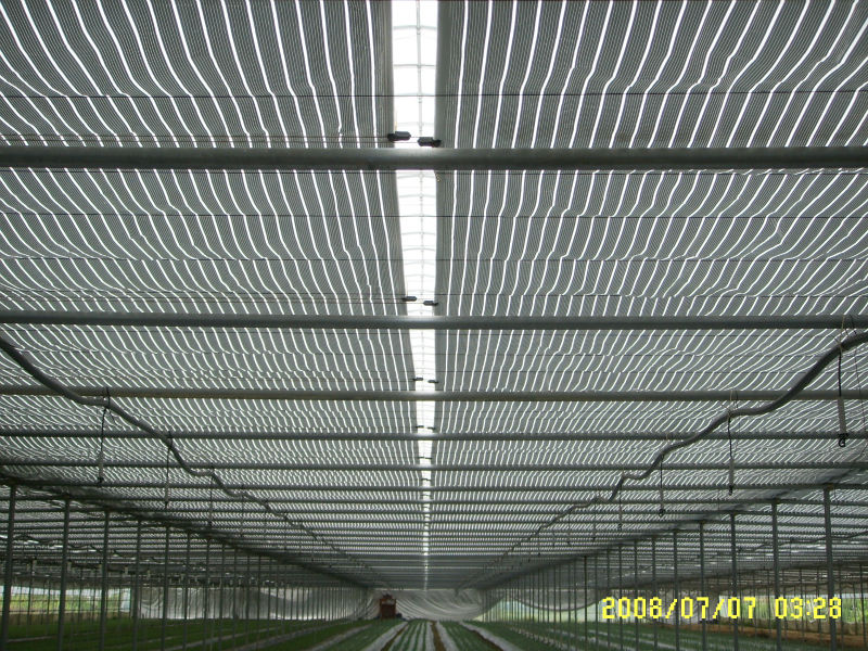 Thermal Aluminum Screen for greenhouse