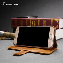 for samsung galaxy s7 handmade design good quality genuine leather phone case
