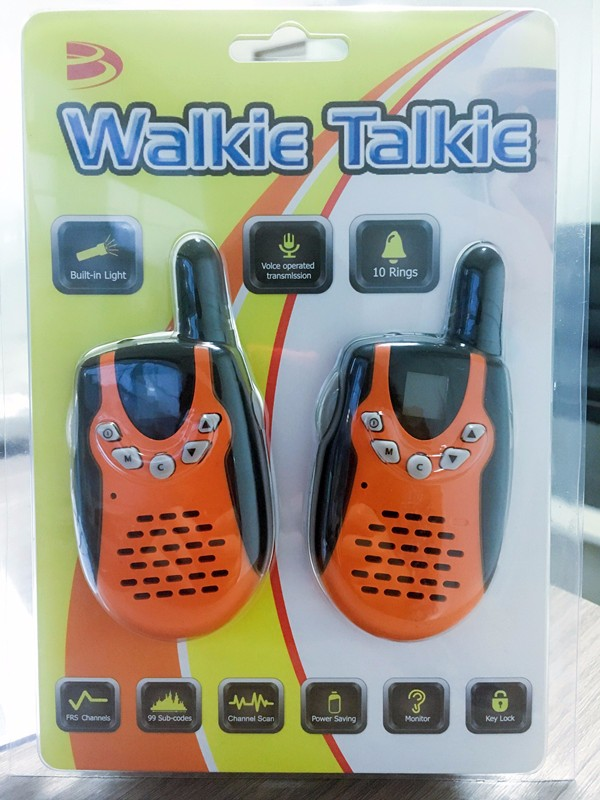 Best selling walkie talkie PMR 446 MHz FRS channels