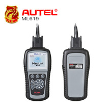 ABS/SRS Car Reset Tool & CAN OBDII Diagnostic tool Autel MaxiLink ML619