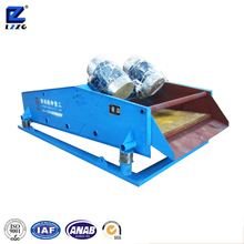 Linear sieve machine, high frequency sand dewatering screen TS1845