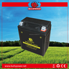 Good starting performance rechargeable 12v 7ah motorcycle battery