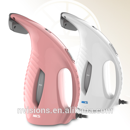 NV310C-FP PROFESSIONAL DUAL VOLTAGE MINI PORTABLE TRAVEL HANDHELD STEAM IRON GARMENT STEAMER WITH TWO IRON SYSTEMS