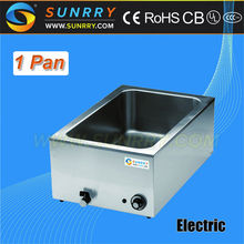 Buffet bain marie with hot pot soup base hot pot soup base (SUNRRY SY-BM1)