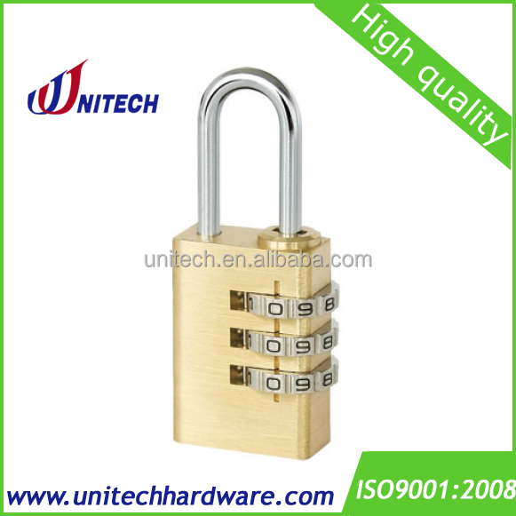 21mm 3 digit lock,safety lock