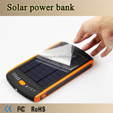 2017 Best Universal Portable Solar Power Bank for Laptop Computer 23000mah