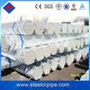construction material Q235 48mm Scaffolding Hot Dip 30 inch seamless steel pipe China Manufacturer