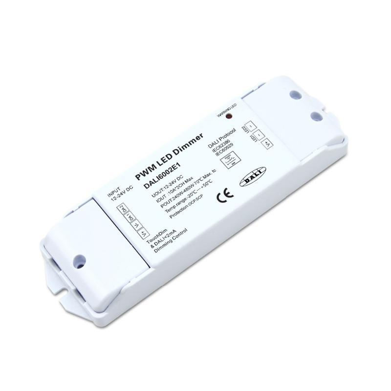 Multifunctional led dali dimming driver with low price