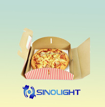 Wholesale Bulk Pizza Boxes Printing Customiable Corrugated carton Printing Package design Factory OEM