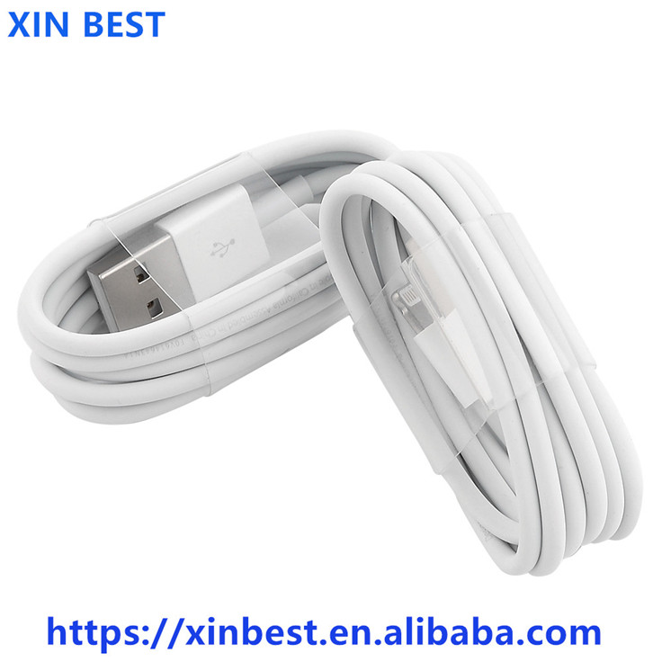 100% Genuine USB Data Sync Charger Cable For Apple iPad Mini iPhone 6 Original Cable ios 10