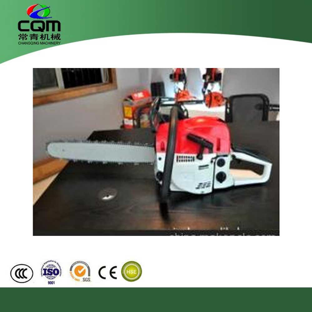 Gasoline construction tools 2-stroke cutting concrete handhold chainsaw