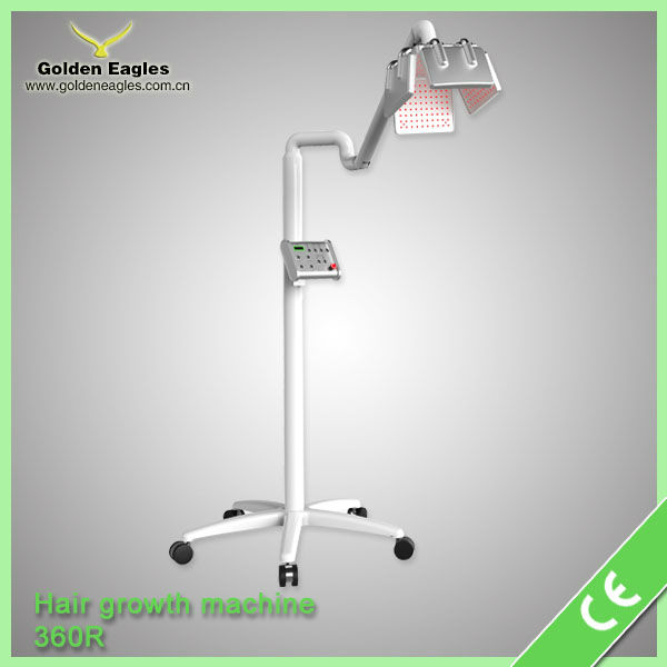 phototherapy hair growth machine, promotes healthy hair regrowth