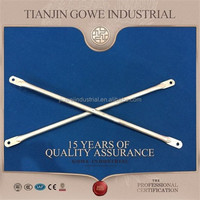 good product Foldable Steel Cross Brace for Main Frame Scaffolding