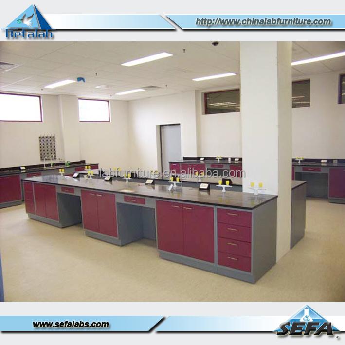 Mobili rio de laborat rio ilha estrutura de a o pre o for Dental lab design layout