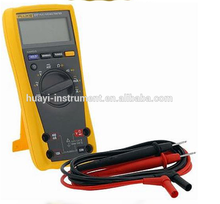 Handheld Fluke 177 True RMS Digital Multimeter with Frequency Test