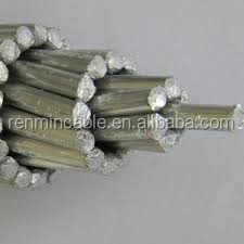 Stranded wires of Aluminium 1350 conductor alloy reinforced