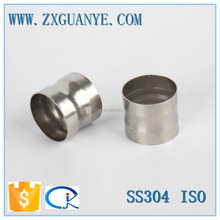 Stainless Steel SUS 304 Pipe Socket Coupling Fitting