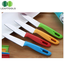 Stainless Steel fruit and vegetable knives for cooking ,paring knives