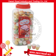 Halal Sweets Mini Cake Shaped Marshmallow