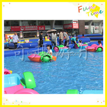 Newest high quality paddle boat adults from factory