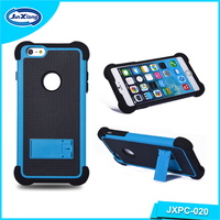 Express slim armor case with hard kickstand for iPhone 6