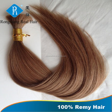 Cheap wholesale double drawn 100% human natural hair bulk