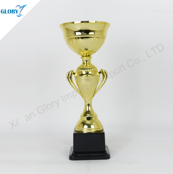 Wholesale Gold Plastic Trophy Cup From China For Sport