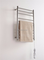 9005 Stainless Steel Vertical Electric Heated Drying Rack Towel Warmer