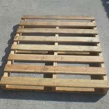 2-Way & 4-Way wooden Pallets