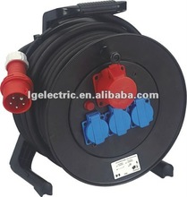 LG91800-3 plastic industrial cable reel