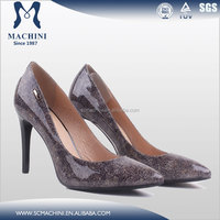 High quality stiletto pumps wholesale formal shoe brands for women