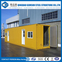 Prefabricated Modular Container House Made in China