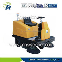 OR-C200 sweeper car compact pavement equipment floor cleaning machine