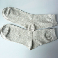 Free Size electrode socks for Tens Muscle Massage silver fiber material
