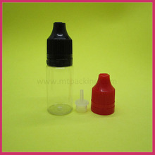 hotselling!!!!! New arrival !new style eye drops container 10ml ejuice clear dropper bottle made in guangzhou