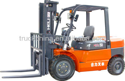 Heli Forklift Hydraulic Forklift 10 ton forklift Pallet Lifters