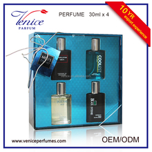 30ml Black intense perfume gift sets for men