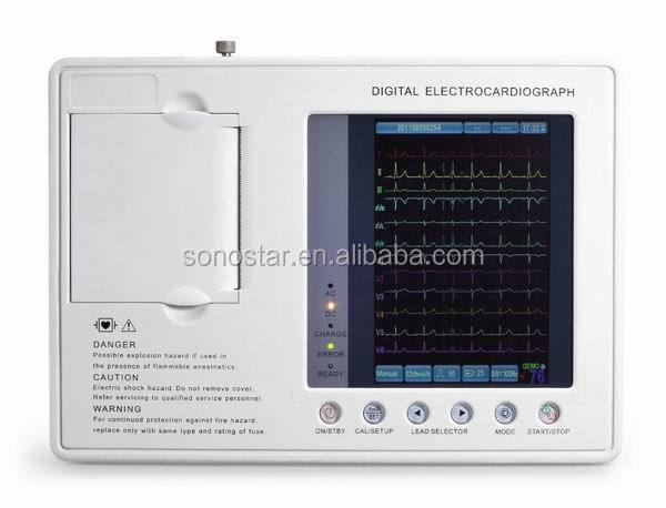 Economic professional disposable mobile ecg
