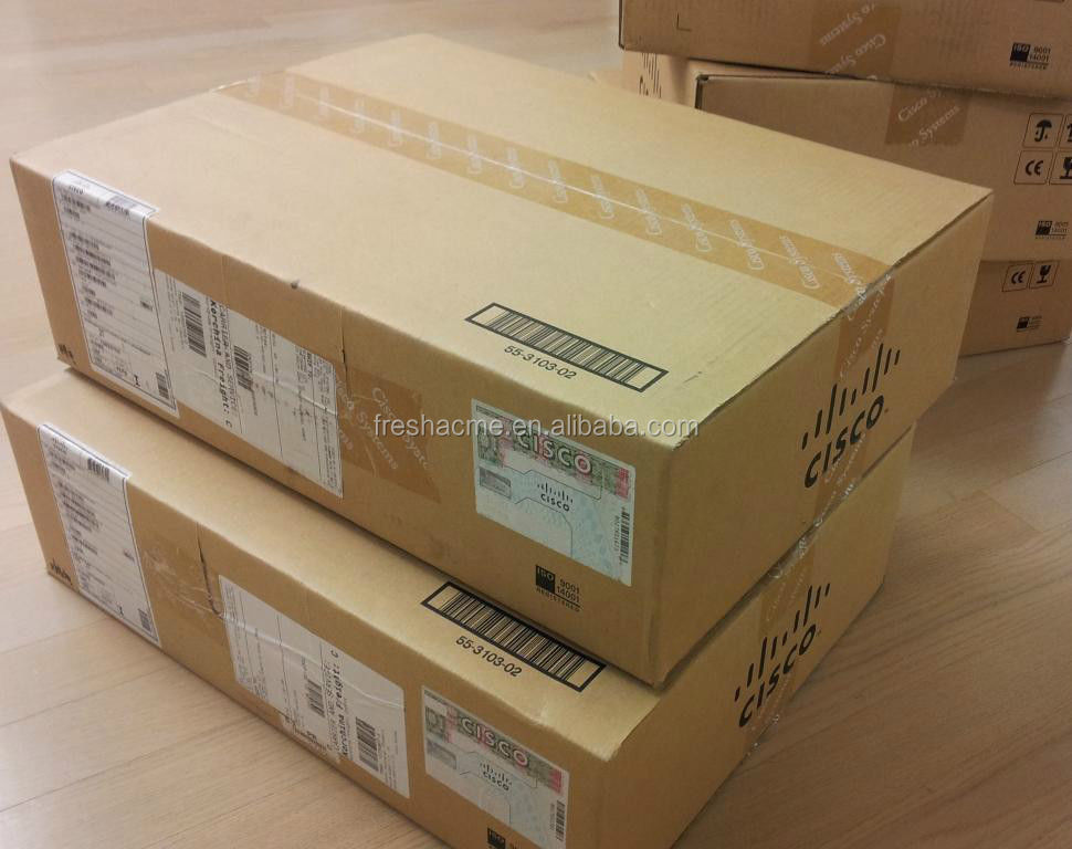CISCO 3850 series 48 POE switch 10/100/1000 WS-C3850-48P-L