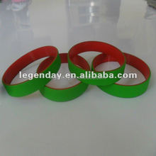 Partitioned Colors Wrist Band