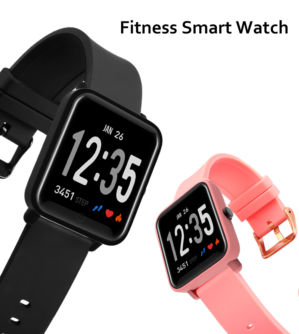 hot products sports smart bracelet waterproof IP67 heart rate monitor smart band with pedometer fitness tracker