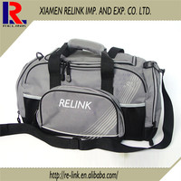 Promotional luggage famous design fancy travel bag