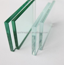 3mm toughened glass 3mm tempered glass with ANSI & EN12150 certificate