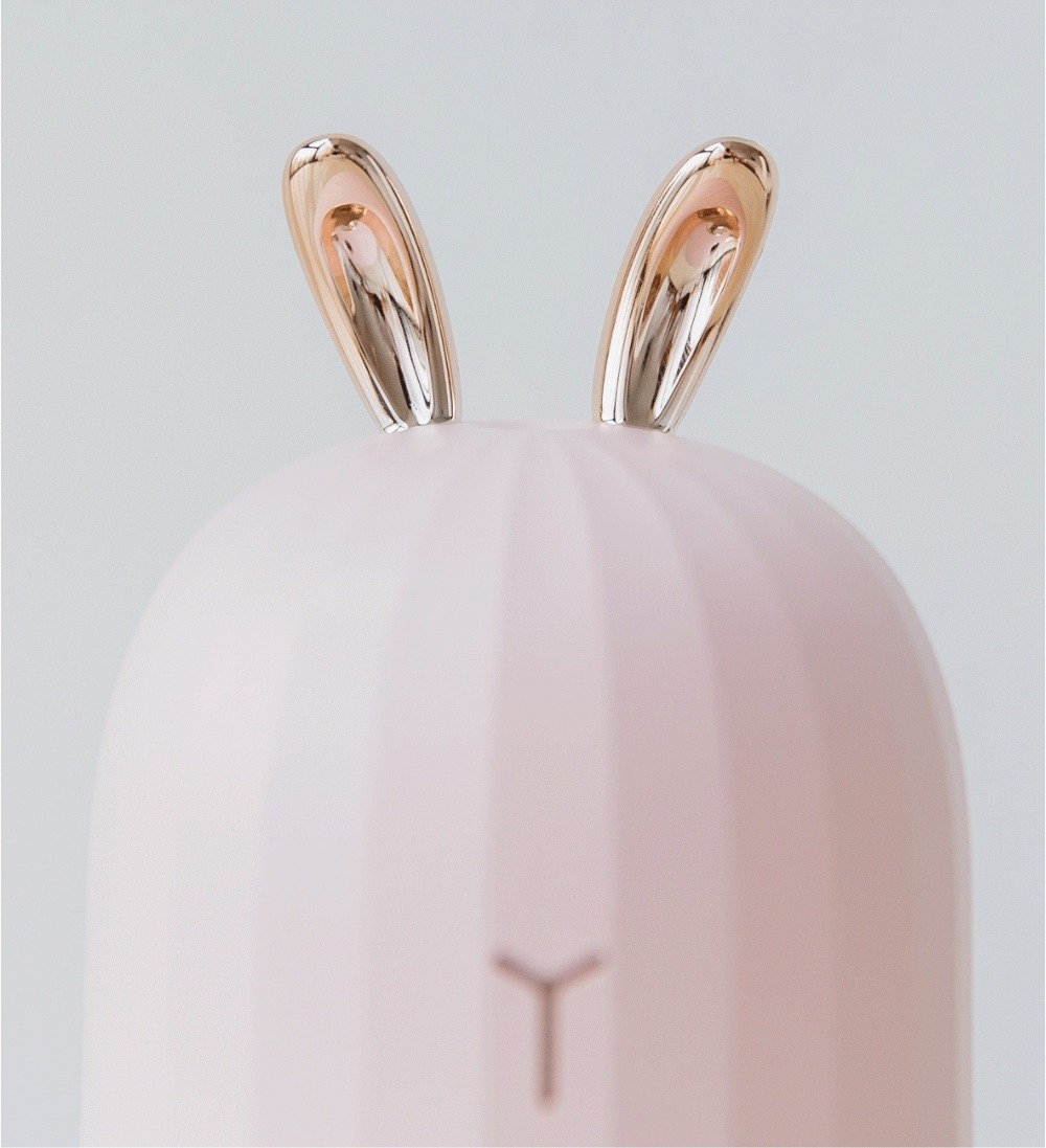 2019 Cool Mist Humidifier Deer Cute Rabbits Humidifiers for babies Air Purifiers Essential Oil Humidifier
